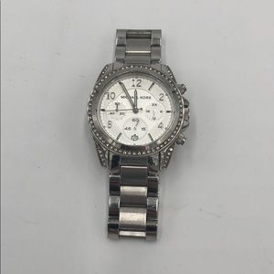 Used Michael Kors Ladies Blair Chronograph Watch